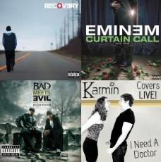 Liste musique Hip hop