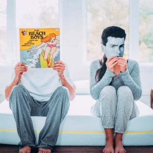 couplefleepbed